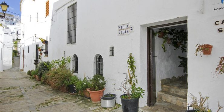 Casa Silla Vieja